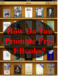 Promote EBooks